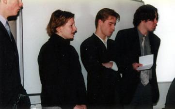 Matthijs Kienhuis studeerd af aan Saxion Hogescholen