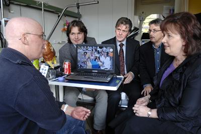 LUMC en Meander ziekenhuis krijgen laptops