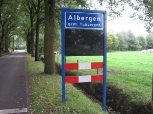 Bord Albergen
